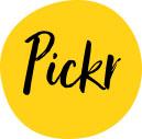Logo Pickr Jaune