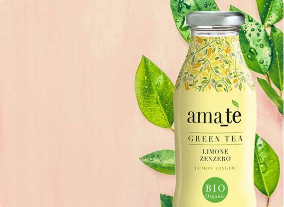 Amaté green tea
