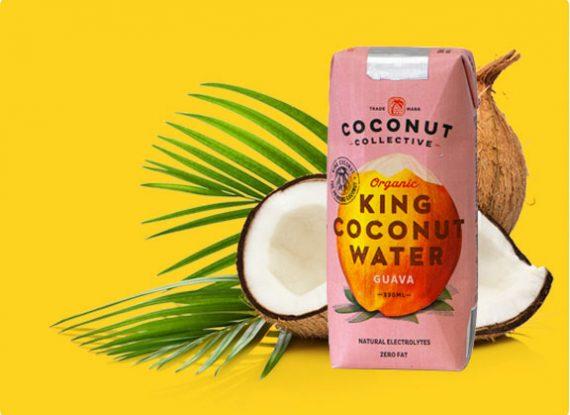 Eau de coco coconut collective