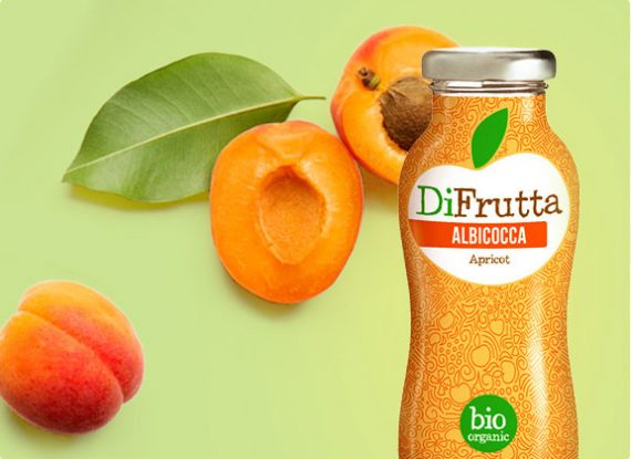 Jus d'abricot Difrutta