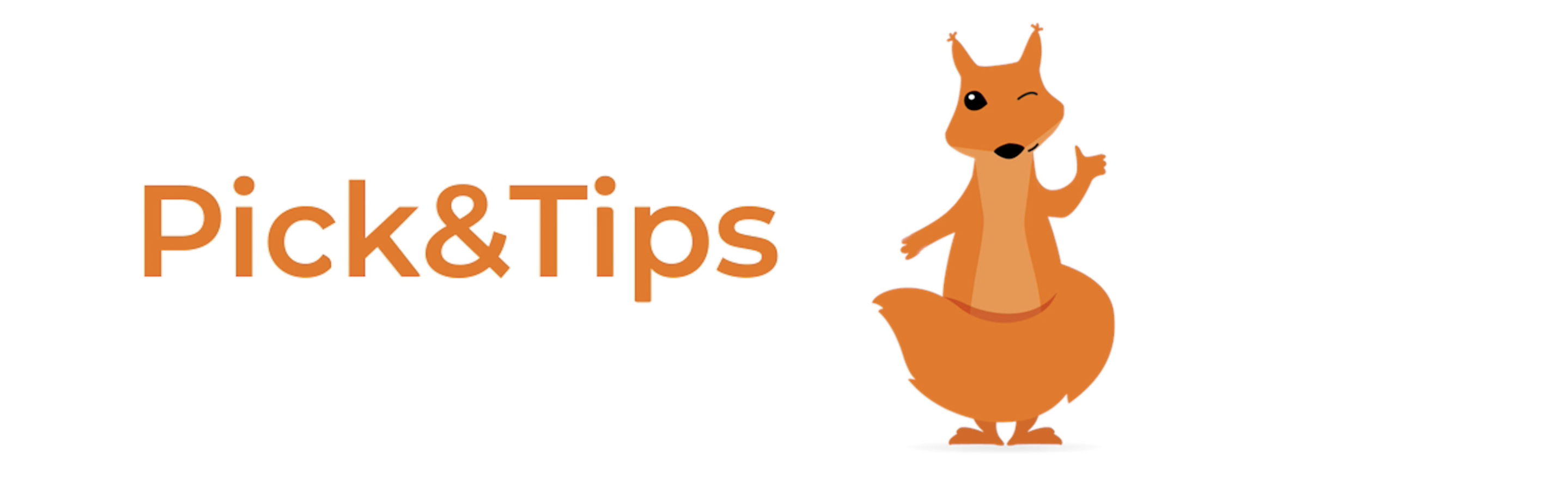 Pick&tips #1