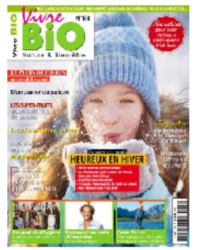Magazine vivre bio